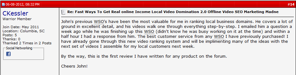 Video Domination Review